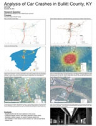 Analysis of Car Crashes in Bullitt County, by Austin Sauer